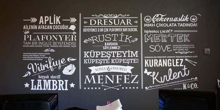 Grafik Tasarımcılara Göre İçmimari Terimler