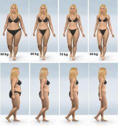 Gros seins et le corps mince rina
