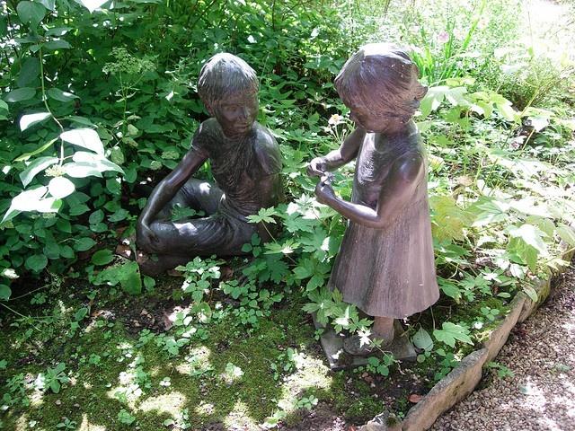 Lovely Statues · Garden Sculpture ...