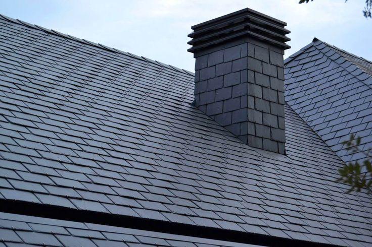M s de 1000 ideas sobre tejado de pizarra en pinterest granero moderno exterior franc s - Tejado de pizarra ...