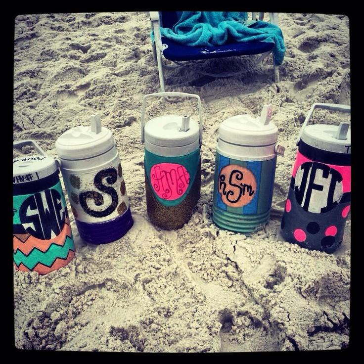 spring break bubba mugs