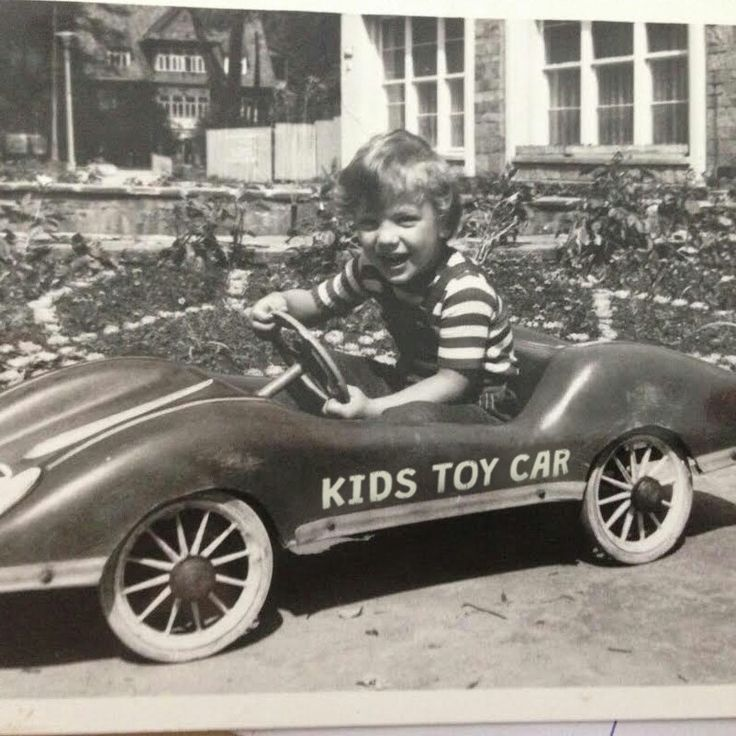 Young Galante driver :)
