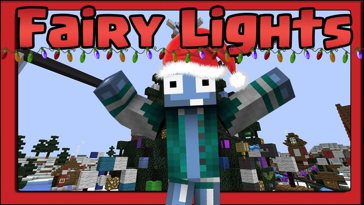 Minecraft ITA - Mods : ADDOBBI E LUCI DI NATALE!!! - Fairy Lights Mod