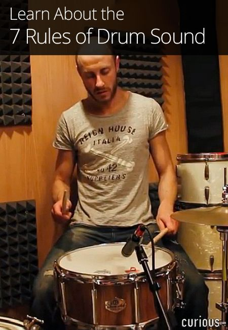 Setup can be as important as playing technique when it comes to creating a distinct drum sound. Learn the seven rules of drum sound in this lesson!