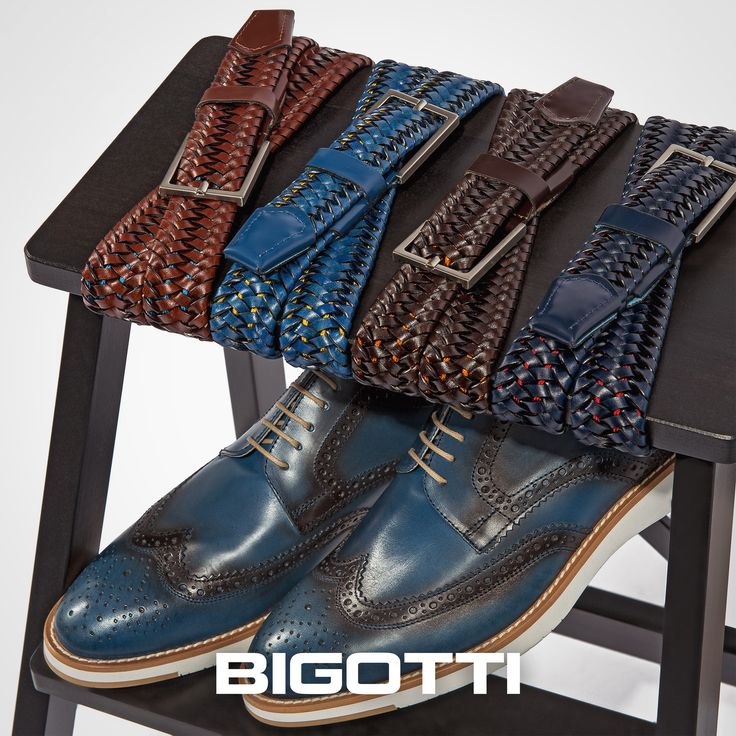 #Amplify your #everyday #looks with the #Bigotti #braided #elastic #leather #belts! www.bigotti.ro #Bigottiromania #moda #barbati #accesorii #stil #masculin #curele #piele #elastice #impletite #mensfashion #mensstyle #casual #accessories #stylish