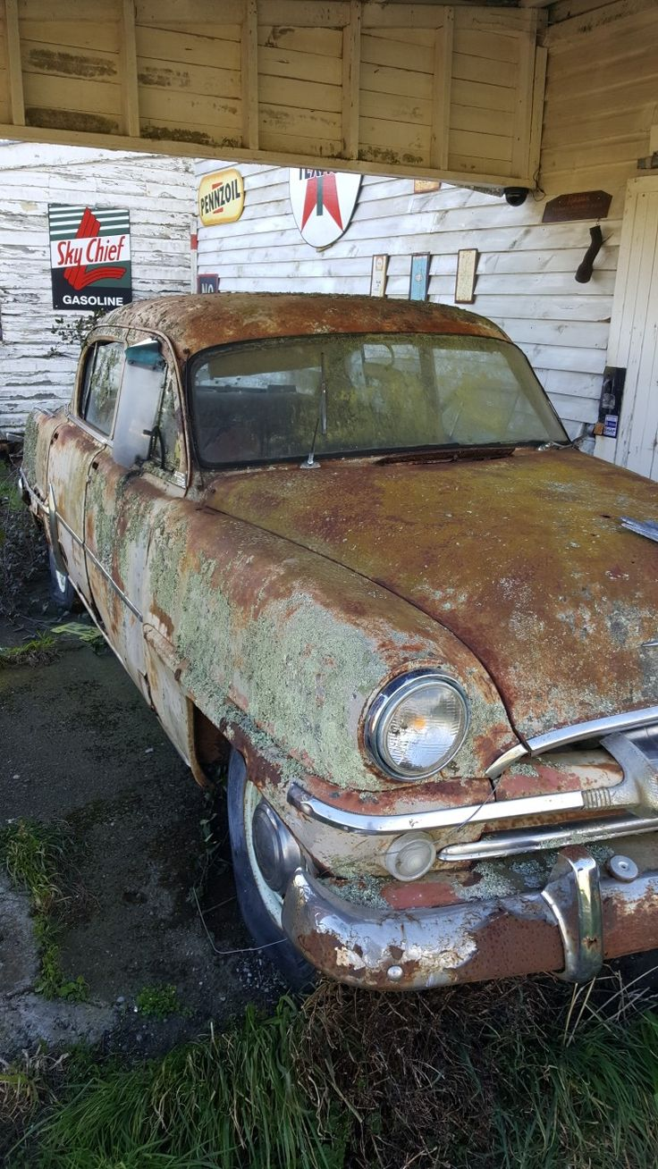 Found this Plymouth on a recent roady. Rust never sleeps