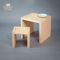 Coffe tables ceramic decor