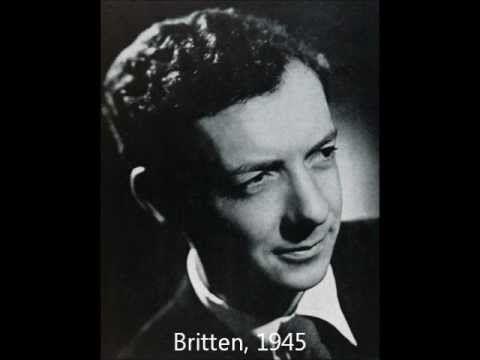 Britten Introduction and Rondo alla Burlesca (Britten and Curzon, 1944)