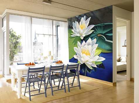 Wall Mural Ideas DIY Inspiration For Home Decor
