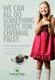 Donate today www.cerebralpalsy.org.au