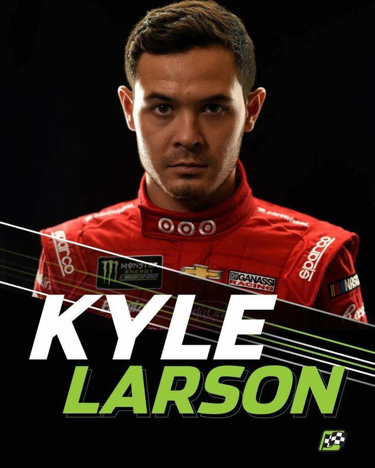 Kyle Larson Flag Nascar Racing Auto Lace Flags