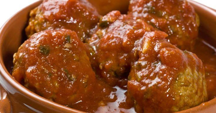 Découvrez cette recette de Boulettes de porc épicées pour 4 personnes, vous adorerez!