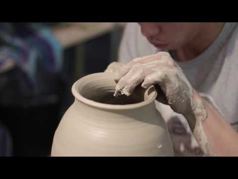 Lucie Rie Pottery   Thames News - YouTube