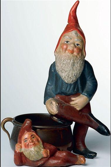Vintage gnomes...