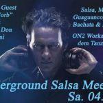 Underground SALSA Meeting mit All IN ON2 Workshops