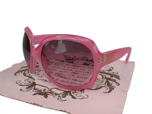 5ff4bf11b65 Juicy Couture Sunglasses Heiress Resin Pink