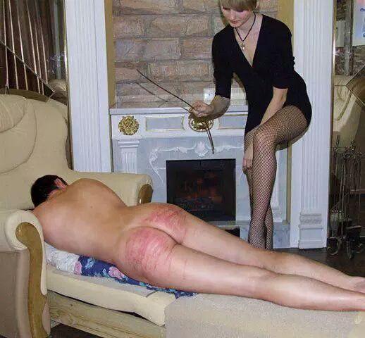 Hungarian miss spank