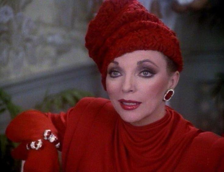«Женщину в шляпке забыть невозможно...»: неподражаемая Джоан Коллинз - Ярмарка Мастеров - ручная работа, handmade