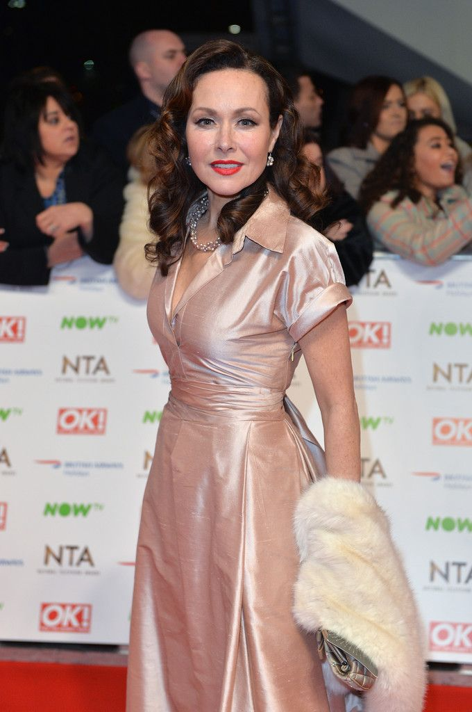 Amanda Mealing Photos: National Television Awards - Red Carpet Arrivals