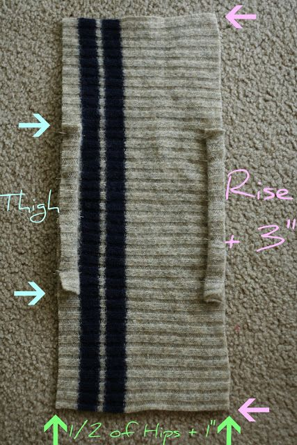 bethsco blog: Easy Sew Wool Diaper Covers