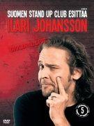 Suomen Stand Up Esittää:Ilari Johansson (DVD) 7,95€