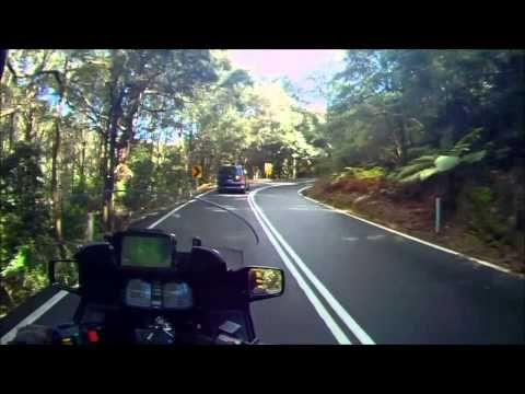 BMW K1100LT Rides 4 part 1
