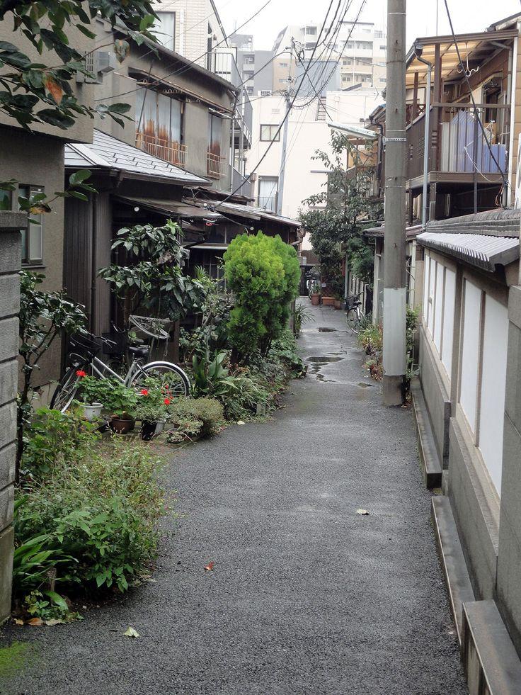 Yanaka Tokyo Alley