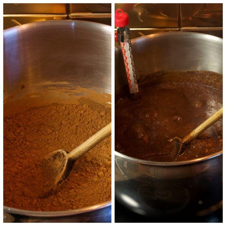 Hersheys old fashioned cocoa fudge recipe fudge