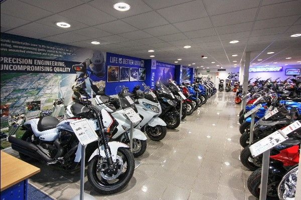 Crescent Suzuki | Suzuki Motorcycle Specialist in Verwood