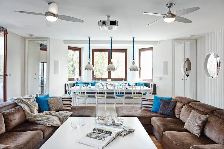 Salon / Livingroom  www.annakoszela.pl