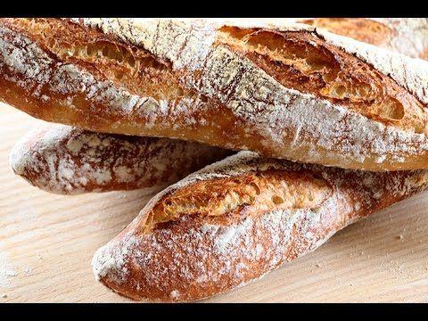 Hogaza de Pan Italiano - YouTube