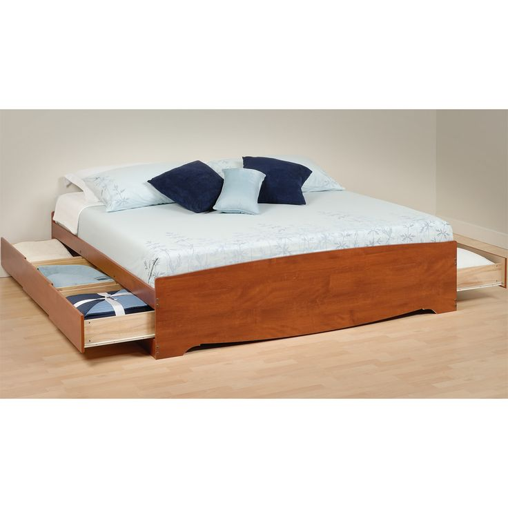 King Size Platform Bed With Storage 135 Best King Beds Images On Pinterest | Queen Beds