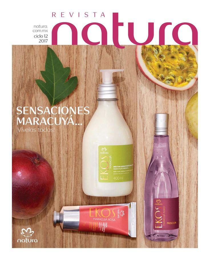 Revista Natura México - Ciclo 12 2017 by Natura de México - issuu