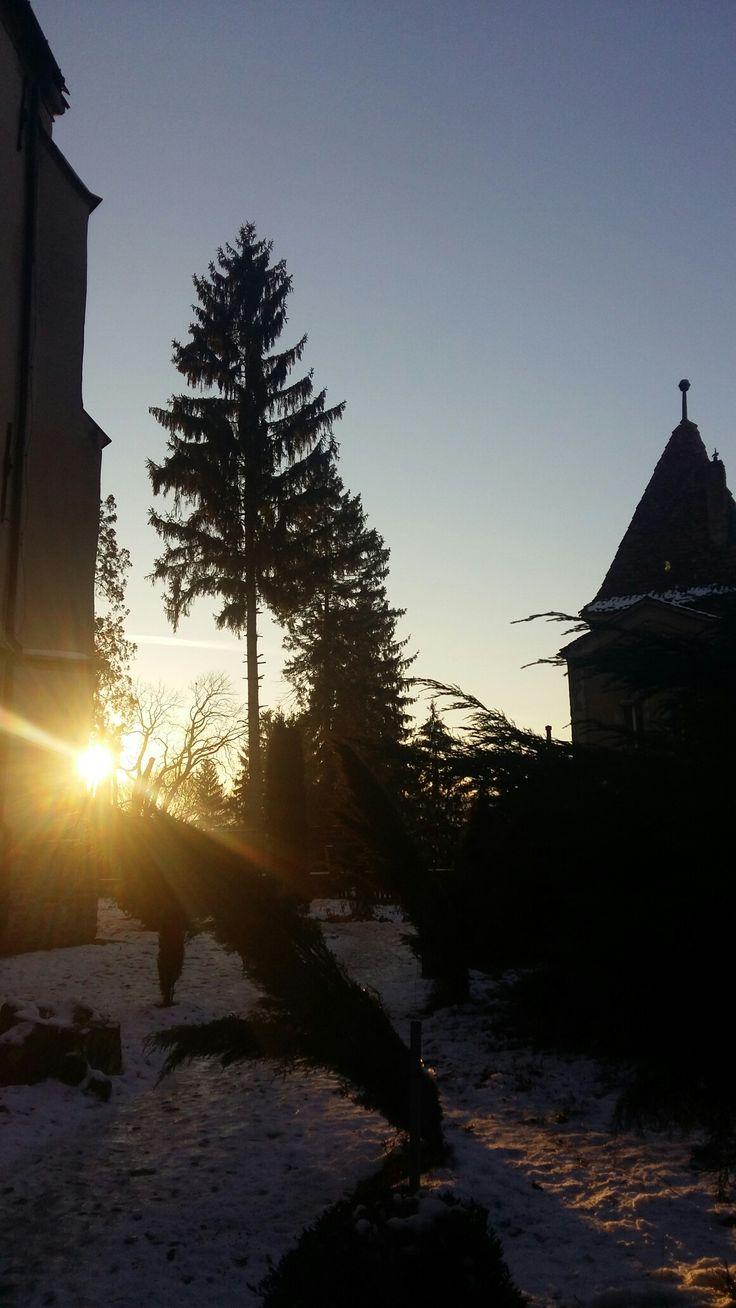 #beautifulRomania #Sighisoara #oldCentre #winter