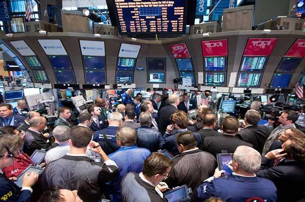Analyse du retournement du marché boursier