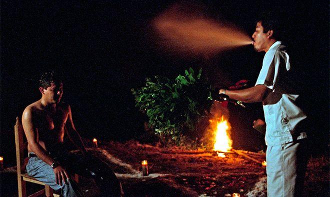 Los brujos de Catemaco en Catemaco, Veracruz