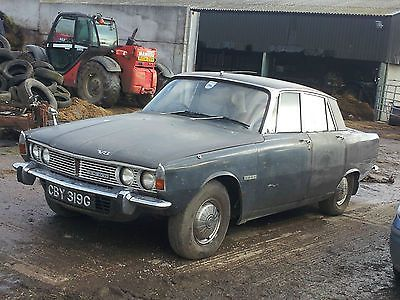 Rover  P6 3500 V8 Automatic  - http://classiccarsunder1000.com/archives/20236