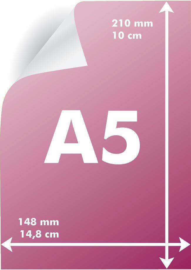 format papier a5