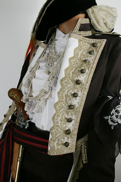 Excentrique Pirate Coat 2010.04.21