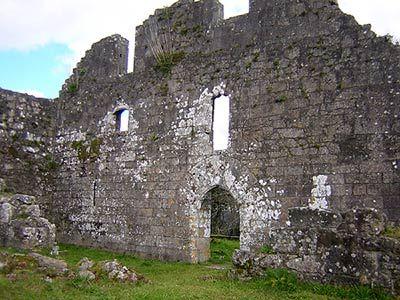 Torres de Altamira,lugat donde estuvo preso el arzobispo Fonseca,y donde vivieron los Condes de Altamira hasta el s.XVII.Os irmandiños las tiraron en 1472,pero los Condes las volvieron a levantar.(Foto| Patrimonio historico-artístico - SkyscraperCity)