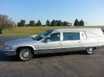 1994 Cadillac Fleetwood Hearse by Sayers & Scovill