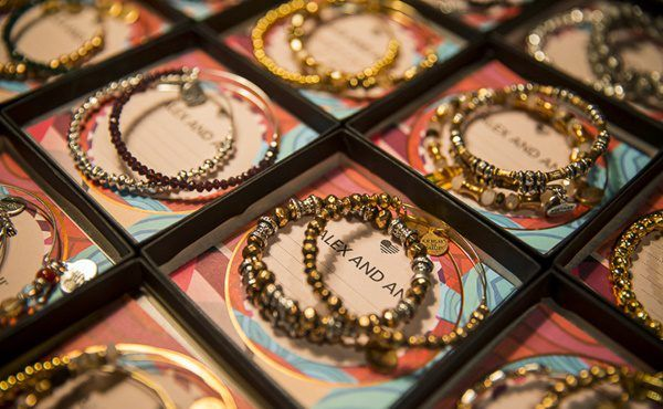 Alex and Ani partners with charities down under