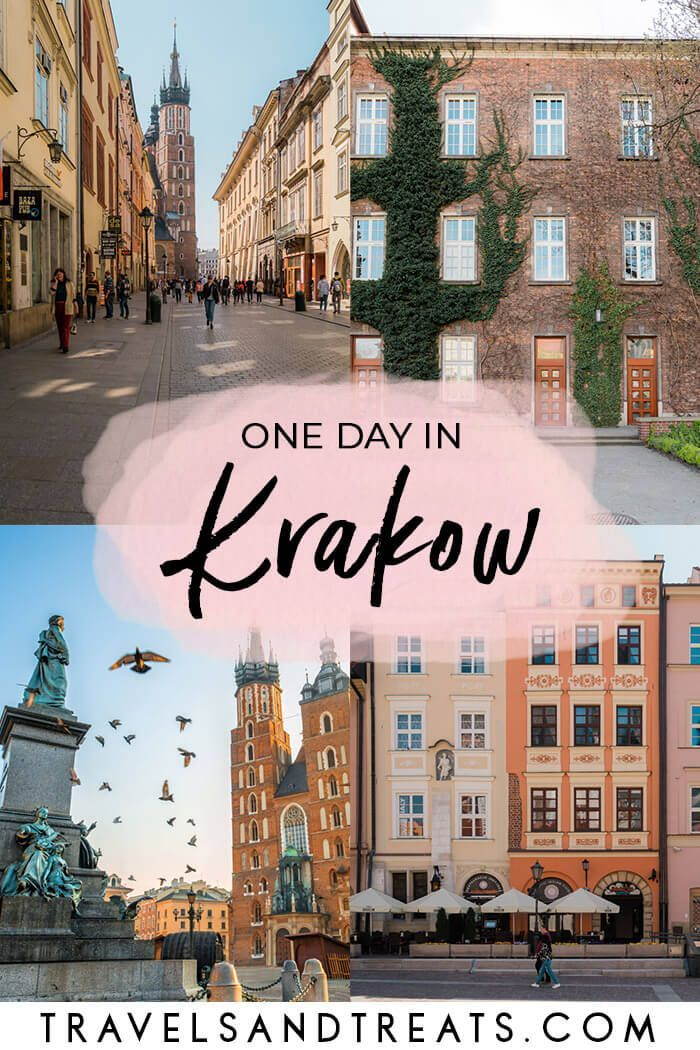 Things To Do In Krakow In One Day The Perfect 24 Hour Krakow