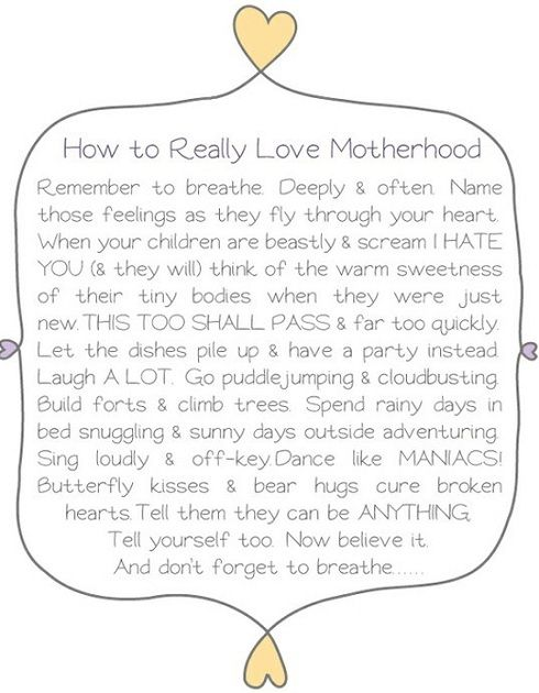 This was Posted on my Birthday, to boot!!! Image Credit::See moreinspirational and parenting quoteswhen youfollow me on Pinterest.