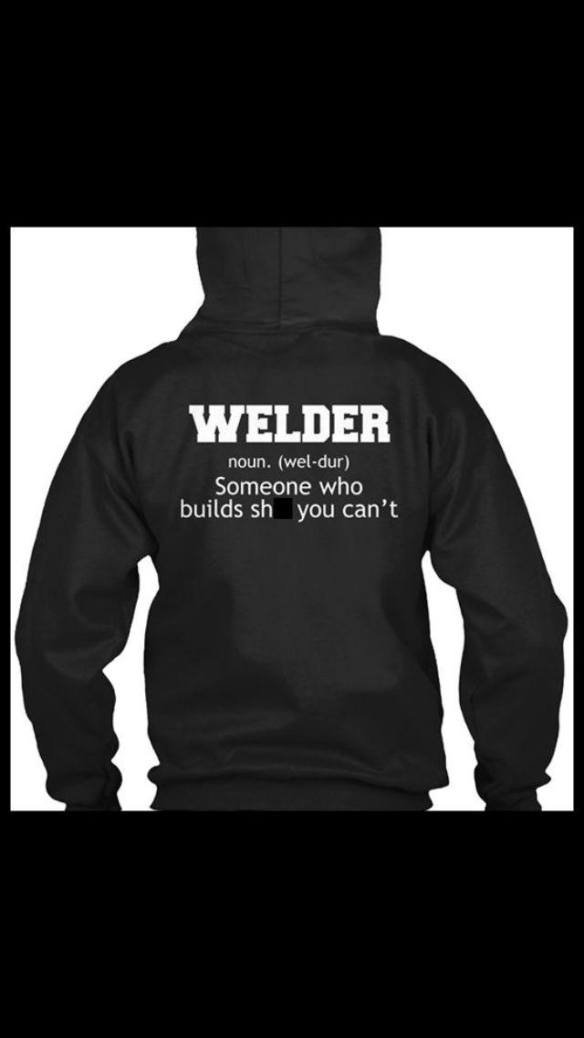 Welders wife