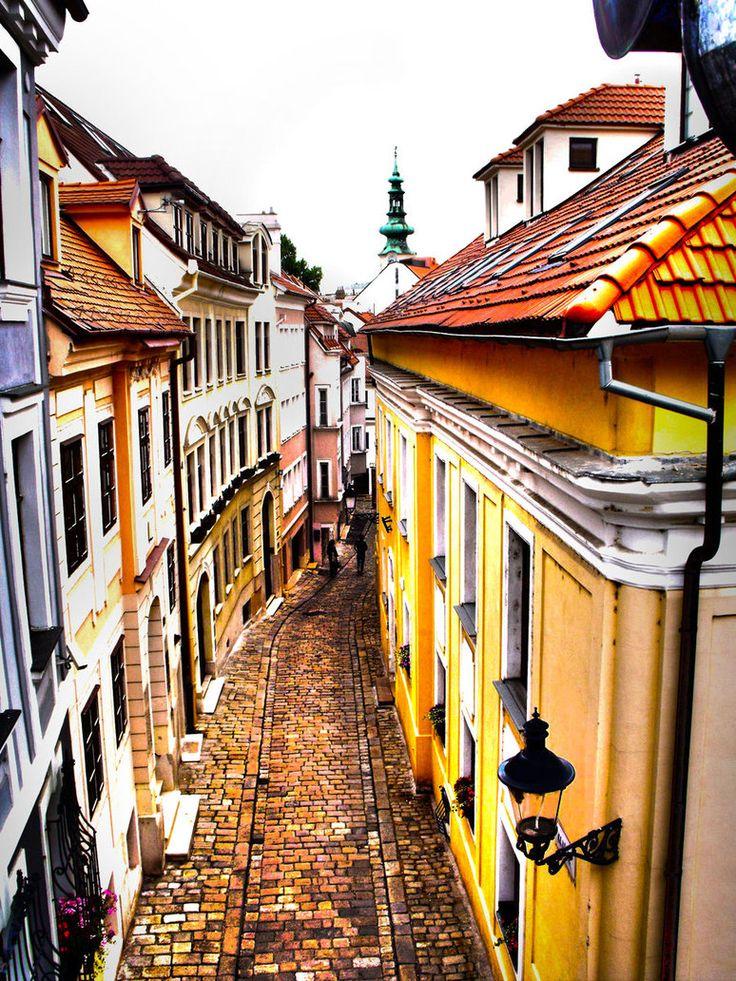 Old town, Bratislava [by dENkz]