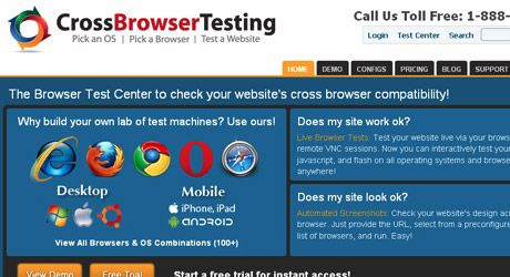 CrossBrowser-Testing : Cross Browser Testing is a process to test web applications across multiple browsers. Cross browser testing involves checking compatibility of your application across multiple web browsers and ensures that your web application works correctly across different web browsers. Cross Browser testing involves testing both the client side and server side behavior of your Web application when it is accessed using different Web Browsers.