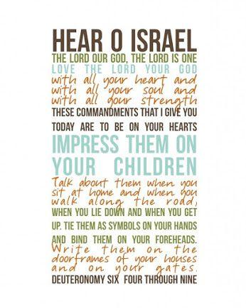 Shema Yisrael Pdf Related Keywords & Suggestions - Shema Yisrael Pdf