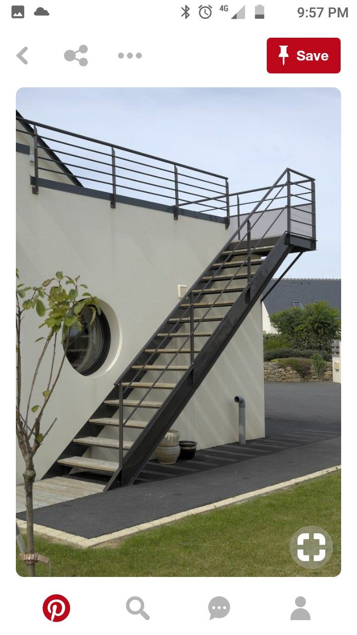 Pin By Gabriel Castañeda On Welding Structural And Shop Outdoor | Structural Steel Stair Design | Steel Construction | 4 Column Steel | Detailing | Steel Staircase | Small Space