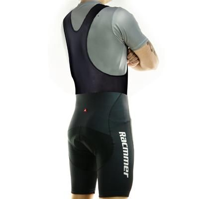 Racmmer 2018 Mens Cycling Bib Shorts Summer Coolmax 3D Gel Pad Bike Bib Tights Mtb Roupa Ropa De Ciclismo Bicycle Pants #BD-04